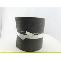 """8"""" PVC Interwoven Felt Texture Conveyor Belt 21'"""