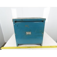 PMI Isolation Transformer 14KVA 230x460V Primary 230Y Secondary