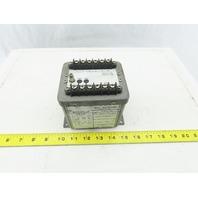 Weschler WTB020J-480 Watt Transducer Input 480V/5A Ac Output 0-1mA DC