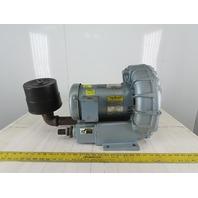 Gast R5325A-2 2.5Hp 208-230/460V 3Ph 160 CFM 65In-H2O Regenerative Blower