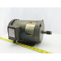 Baldor M3556T 1Hp 145T Frame 1140RPM 3Ph 208-230/460V 60Hz Electric AC Motor