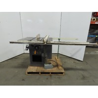 "Delta Rockwell 34-50 2Hp 10"" Tilting Arbor Table Saw 208-230/460V 3Ph"