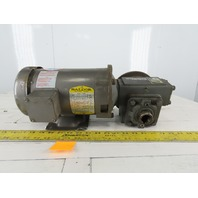 Winsmith 917MDSFA4216GBT 1Hp Gear Motor 7.5:1 Ratio 208-230/460V