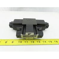 Daikin KS0-G02-2NA-30-EN 4/3 Way Solenoid Hydraulic Directional Control Valve