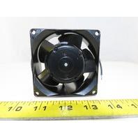 ebm papst 8550N 230V 50/60Hz AC 29.4CFM 12W Axial Panel Cooling Fan 80x80x38mm