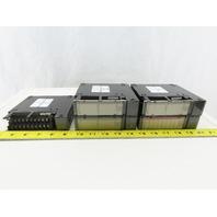 GE Fanuc IC693ALG390D Output Analog 2PT Voltage Module Card PLC Lot of 5
