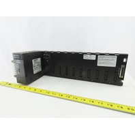 Ge Fanuc Series 90-30 10-Slot Base/Rack Chassis W/IC693PWR321R Power Supply