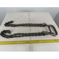 "ACCO 77C3054 Double Basket Continuous Chain Sling 3/8"" X 4'5"" 17100Lb at 60°"