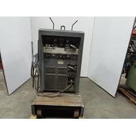 Lincoln Idealarc TIG 300/300 AC/DC Stick TIG Welder 208-230/460V 1Ph W/Cart