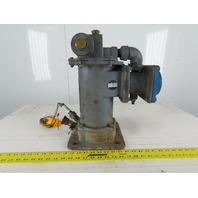 North American MFG 4762-6 Immersion Tube Gas Burner Assembly