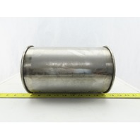 """6"""" Stainless Steel Ducting Ductwork Union Sleeve Short Section 9-1/2"""""""