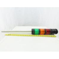 Allen Bradley 855T-BPM40 3 Tier Color Safety Light Stack LED 24V AC/DC
