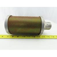 """Automuffler 44AW56 Model 12 Exhaust Muffler 1-1/4"""" NPT"""