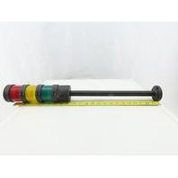 Telemecanique XVB C33 Stack Light Assembly XVBC34 Red XVBC33 Green XVB C38 Amber