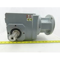Strober K202VG0200MR160/050 20.3:1 Ratio 2.3Hp 86.1 RPM Left Hand Output Gearbox