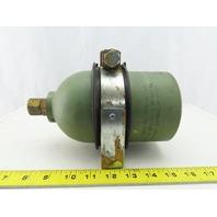 Hydro Leduc 29128 PS= 250 BAR PE= 375 Bar 0.7 L Piston Hydraulic Accumulator