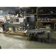 Rockford Midland 806 Box Upender/Stacker/Packer Conveyor System 460V 3Ph