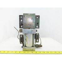 Turret Position Locking Cylinder Hydraulic From Wiedematic W2040