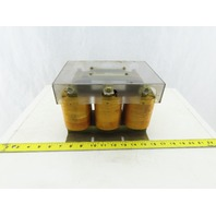 Fanuc Pertronics A81L-0001-0147-02 Line Reactor/Transformer 0.1mH 150A 3 Phase