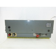 Westinghouse A204S1BAAC Size 1 200/230V 7.5Hp 120V Coil Combo Starter Disconnect