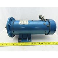 Pacific Scientific SR3756-4996-84-5-56BC-CU 1Hp 90VDC Electric Motor 1750RPM