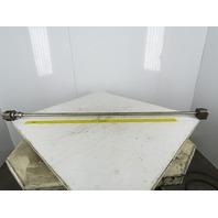 "Warner Swasey 1"" Ball Screw From Wiedematic Mach II W2040 CNC Turret Punch 68"""