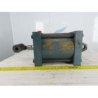 """10"""" Bore 8"""" Stroke 2"""" Projection Double Acting Hydraulic Cylinder"""