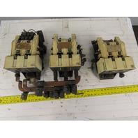 Westinghouse A210KCA20 480V 125Hp Soft Start Magnetic Contactor IR Compressor