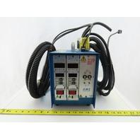 DME Powertrol MFFPR2G W/(2) DSS-15-12 240 V Temperature Control Module