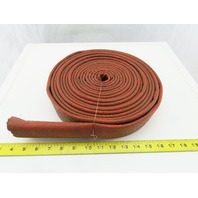 "Firesleeve High Temperature Hose Sleeve 1.45"" ID 27'"
