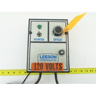 Leeson 174307.00 SRC Control Thyristor Adjustable Speed DC Controller