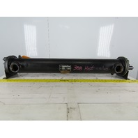 """Thermal Transfer R-1004-742171 Shell & Tube Heat Exchanger 5""""x37"""" 250/150PSI"""