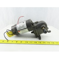 Dayton 4Z728A Permanent Magnet Gear Motor 90VDC 1/00Hp  89RPM