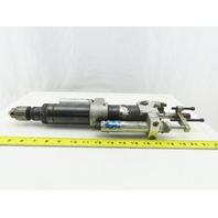 "ARO 8255-A18-1 Inline Self Feeding Pneumatic Drill 1850 RPM 1/2"" Chuck"