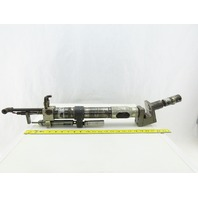 "ARO 1383A 79 Inline Pneumatic Self Feed Drill 1/2"" Chuck W/ 1"" Bar Holder"