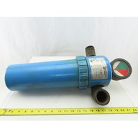 "Donaldson Ultrafilter FF10/30PC Pneumatic Filter 1-1/2"" Npt 250PSI 1.9 Gallon"