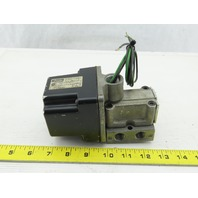 "Parker CCJ137B01 120V 60Hz 150PSI 3/8"" Single Solenoid Pneumatic Valve"