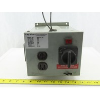 Daykin MDGTA-07 Transformer Disconnect Pri 480V Sec 120V 500 VA 1Ph