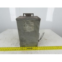 Dongan 86-1050SH 3KVA General Purpose Transformer 240x480HV 120-240LV