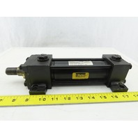 """Parker 01.50 C2HLT24 4.00 1-1/2"""" Bore 4"""" Stroke Double Acting Hydraulic Cylinder"""