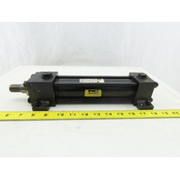 """Parker C2HLTV24A 1-1/2"""" Bore 6"""" Stroke Double Acting Hydraulic Cylinder"""
