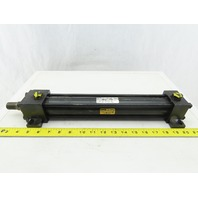 """Parker 01.50 C2HCT24M 11 1-1/2"""" Bore 11"""" Stroke Double Acting Hydraulic Cylinder"""