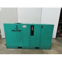 Sullivan Palatek 30D7 30Hp 230/460V Rotary Screw Air Compressor 182.8 Hrs 140CFM