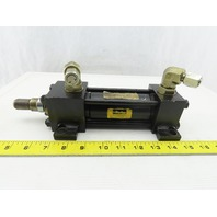 """Parker C2HLT24R 1-1/2"""" Bore 3"""" Stroke Double Acting Hydraulic Cylinder"""