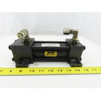 """Parker 01.50C2HLT14A3.000 1-1/2"""" Bore 3"""" Stroke Double Acting Hydraulic Cylinder"""