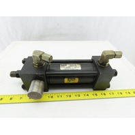 """Parker D2HLT14A 2"""" Bore 4"""" Stroke Trunnion Hydraulic Double Acting Cylinder"""