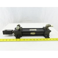 """Parker C2HLTV24 1-1/2"""" Bore 6"""" Stroke Double Acting Hydraulic Cylinder"""