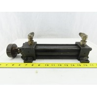 """Parker CC2HLUV24AC 1-1/2"""" Bore 6"""" Stroke Double Acting Hydraulic Cylinder"""