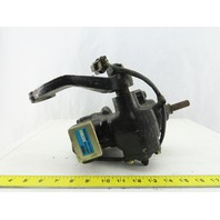 Nissan 41AA0002 Steering Box Assembly From a CWP02L255 Forklift