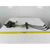 Nissan 2103-35599 3 Spool Hydraulic Control Manual Valve Assy CWP02L255 Forklift